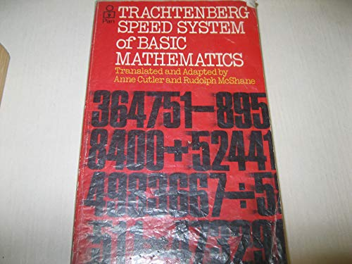 9780330230865: Speed System of Basic Mathematics