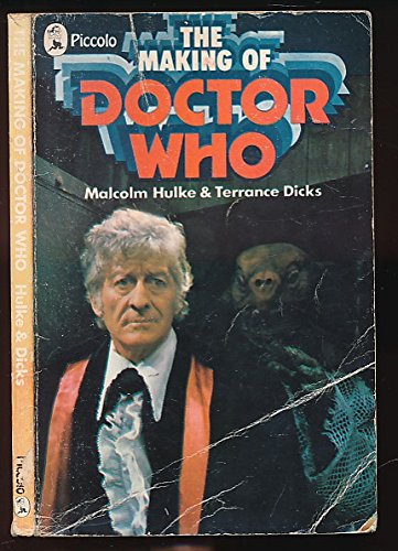 9780330232036: Making of Dr.Who (Piccolo Books)