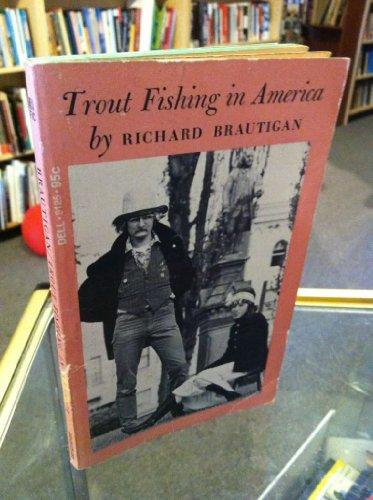 9780330233460: Trout Fishing in America (Picador Books)