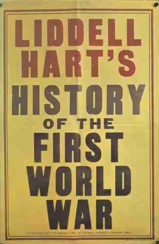 9780330233545: History of the First World War