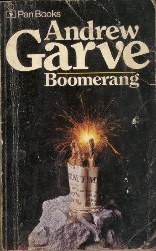 9780330233620: Boomerang