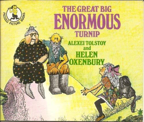 9780330233866: The Great Big Enormous Turnip (Piccolo Picture Books)