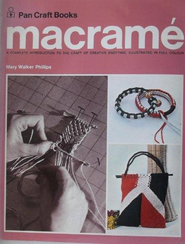 9780330234054: Macrame (Craft Books)