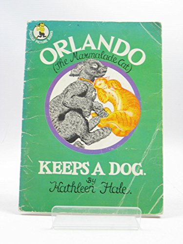9780330234405: Orlando (the Marmalade Cat) Keeps a Dog (Piccolo Books)