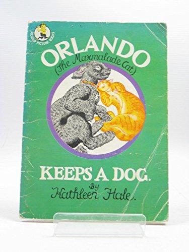9780330234405: ORLANDO KEEPS A DOG