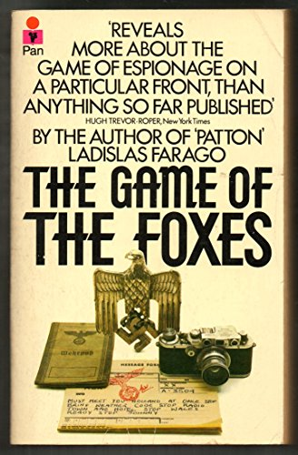 9780330234467: Game of the Foxes