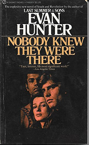 9780330235228: Nobody Knew They Were There