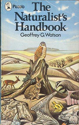 9780330235853: Naturalist's Handbook (Piccolo Books)