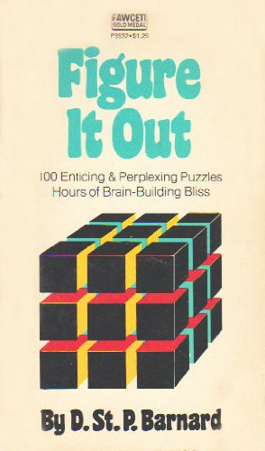 Figure it Out: Barnard, D.St.P.