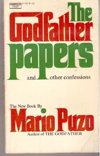 9780330236263: Godfather Papers, and Other Confessions
