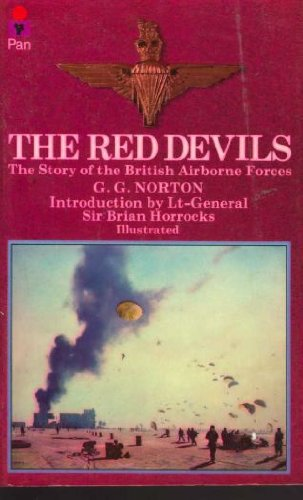 9780330236317: The Red Devils: the story of the British airborne forces