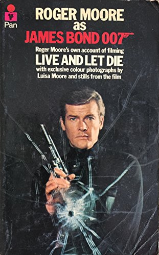 9780330236539: Roger Moore as James Bond 007