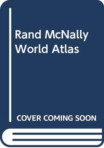 9780330237147: Rand McNally World Atlas (Pan reference books)