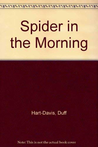 9780330237277: Spider in the Morning