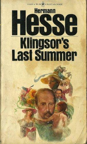 Klingsor's Last Summer: Hesse, Hermann /