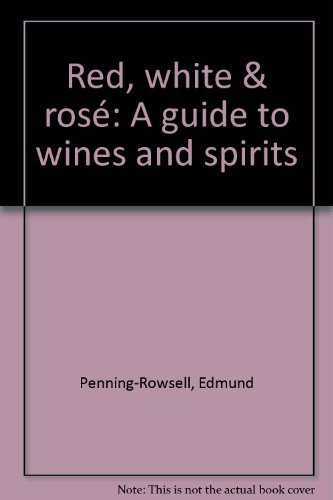 Red, white & rosÇ : A guide