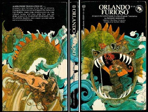 9780330238144: Orlando Furioso: v. 1 (Adult fantasy)