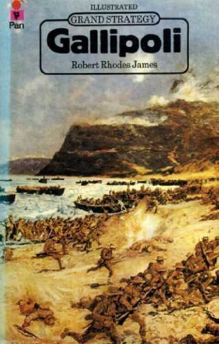 Gallipoli: JAMES, Robert Rhodes