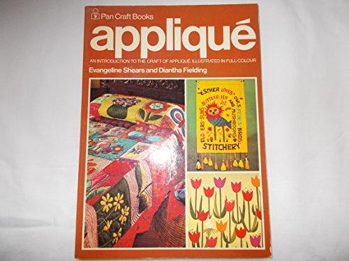 9780330238663: Applique (Craft Bks.) (Craft Books)