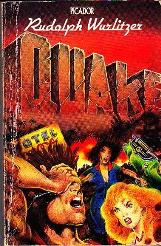 9780330238670: Quake (Picador Books)
