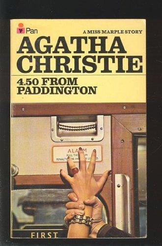 9780330238915: 4.50 from Paddington (A Miss Marple story) (Pan)