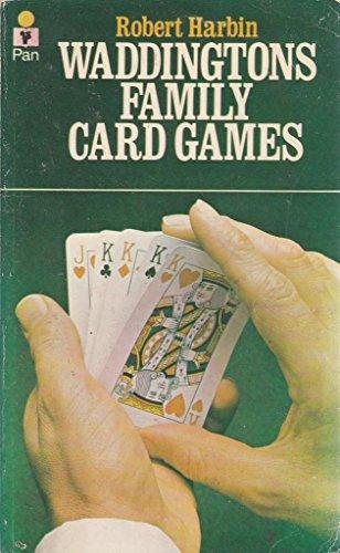 9780330238922: Waddington's Family Card Games