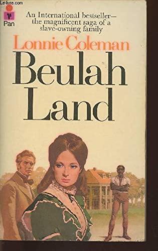 9780330239134: Beulah Land