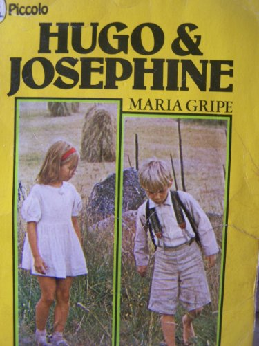 9780330239400: Hugo and Josephine (Piccolo Books)
