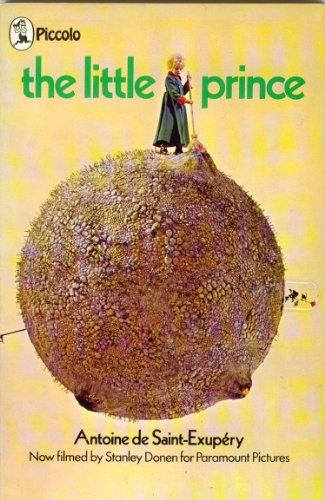 Little Prince (Piccolo Books): Antoine de Saint-Exupery