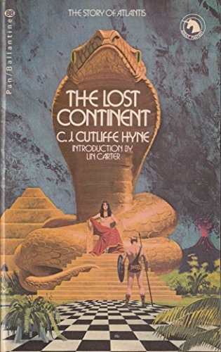 9780330239462: The lost continent (Adult fantasy)