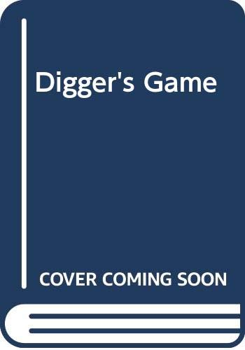 Digger's Game (0330239783) by George V. Higgins