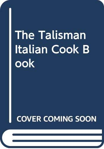 The Talisman Italian Cook Book (0330240056) by Boni, Ada