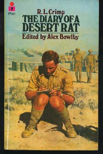 9780330240215: Diary of a Desert Rat