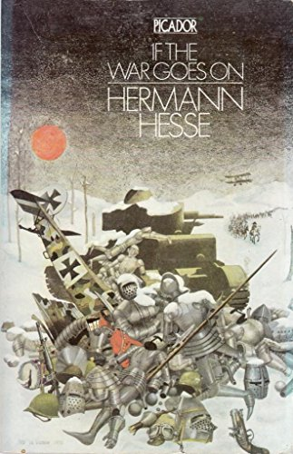 If the War Goes on (Picador Books): Hesse, Hermann