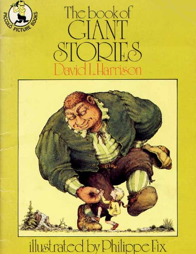 9780330240796: The Book of Giant Stories (Piccolo Picture Books)