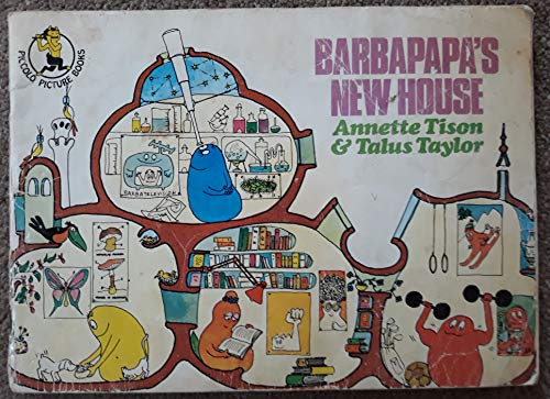9780330240826: Barbapapa's New House