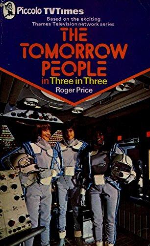 9780330241052: Tomorrow People in Three in Three (Piccolo Books)