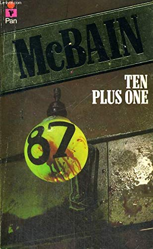 Ten Plus One (0330241168) by Ed McBain