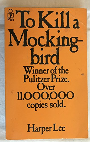 9780330241182: To Kill a Mockingbird