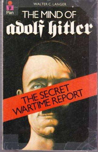 9780330241397: The Mind of Adolf Hitler