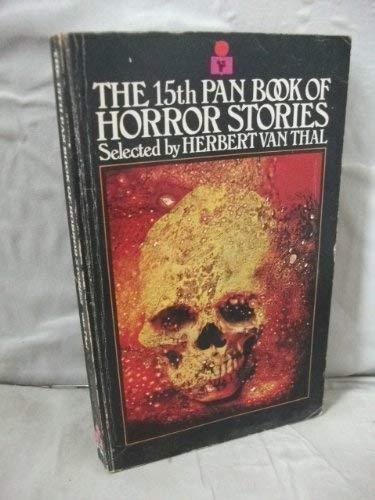 9780330241496: Pan Book of Horror Stories: Volume 15