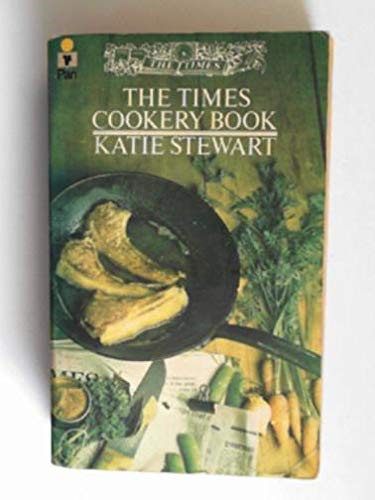 9780330241533: The Times cookery book