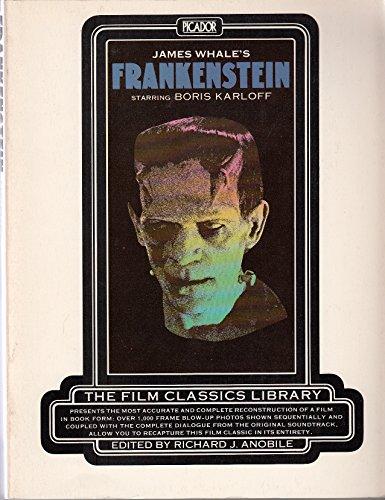 Frankenstein (Picador Books)