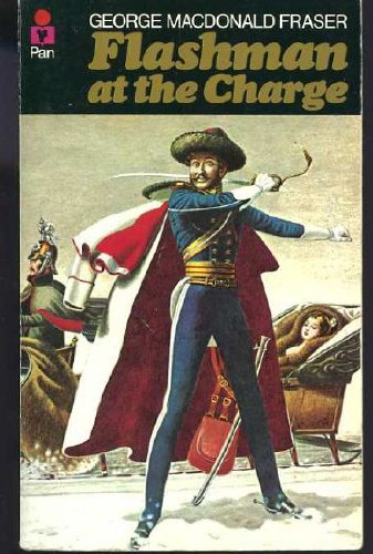 Flashman at the Charge (FIRST PAPERBACK PRINTING)