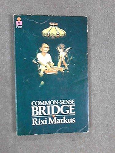 9780330242103: Common-sense Bridge