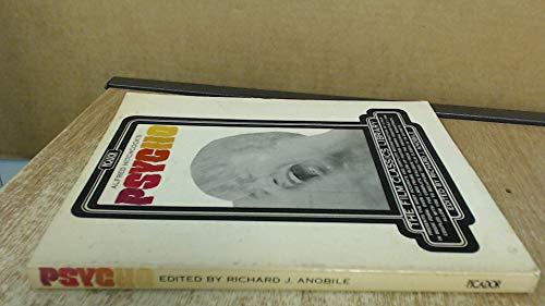 Alfred Hitchcock's Psycho: Anobile, Richard J.