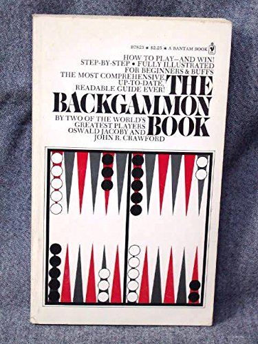 9780330242349: The Backgammon Book