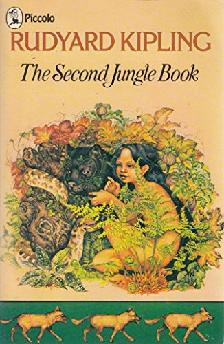 The Second Jungle Book (Piccolo Books): Kipling, Rudyard