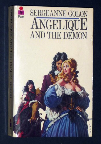 9780330242455: ANGELIQUE AND THE DEMON Book 8