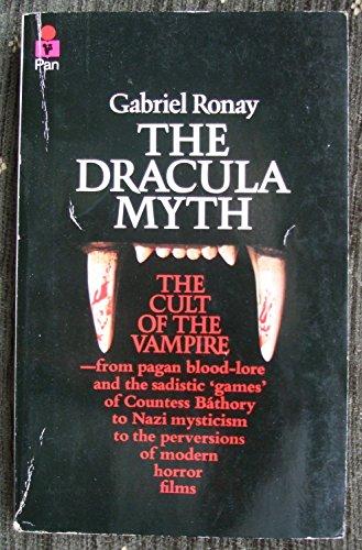 9780330242462: Dracula Myth